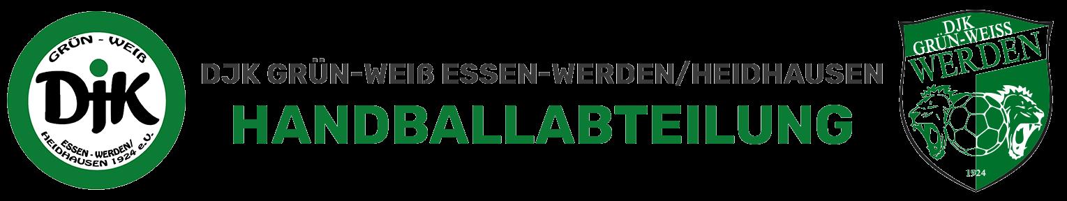 Handball – DJK Grün-Weiß Essen-Werden/Heidhausen